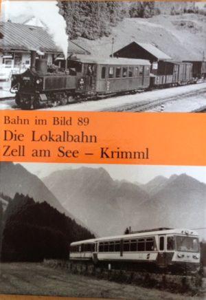 Lokalbahn Zell am See – Krimml